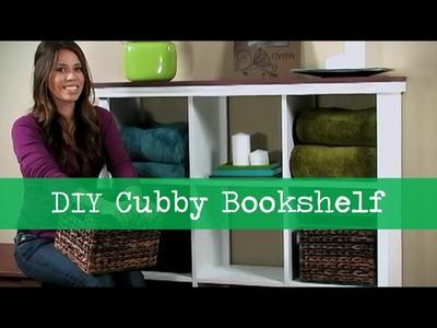 How to Build Bookshelf with Adjustable Shelf