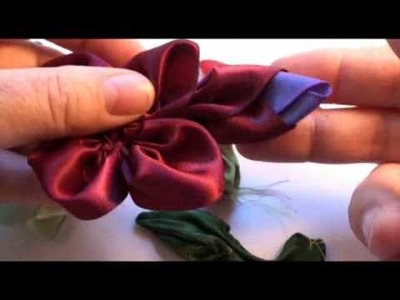 How To Make a Quick and Easy Rosebud