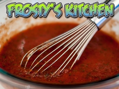 How To Make Pizza Sauce Recipe