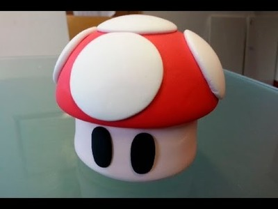 Jumping Clay Tutorial - Super Mario Mushroom