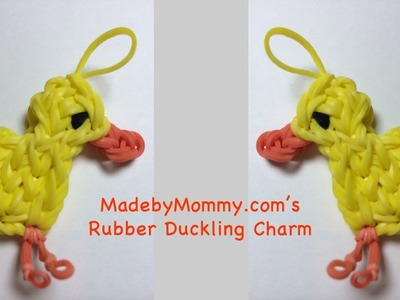 OLD Rubber Duckling Charm - GO TO UPDATED VERSION link in description