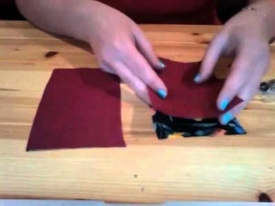 Passport Case - Sewing Tutorial