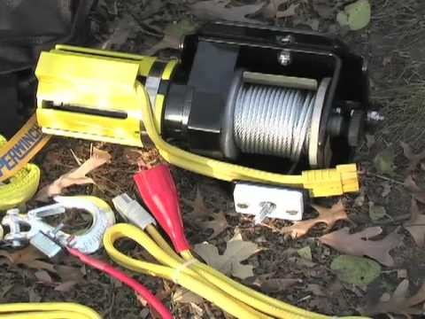 Superwinch 2000 lb Winch in a Bag