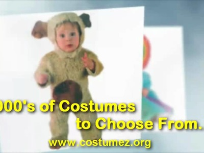 Toddler Costumes For Your Little One
