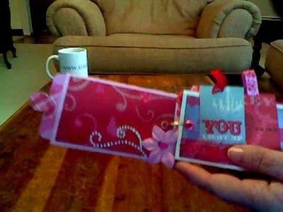 Valentine Tissue Roll Mini