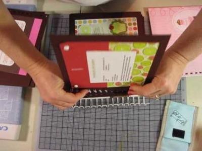 Bind It All Recipe Book Part II