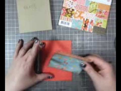 Card Tutorial 2014 #1