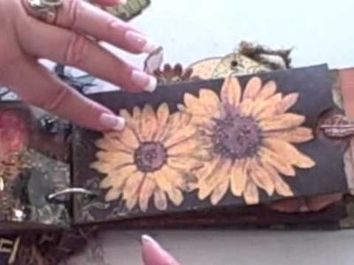 Coin Envelope Mini Album