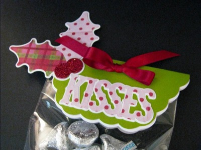 Goodie Bag Topper & Gift Card Holder Set