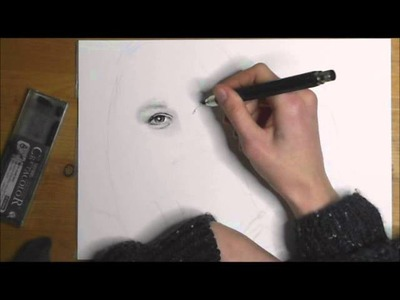 How to Draw a Realistic Human Face