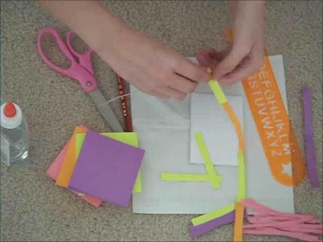 How To Make A 3D Hot Air Balloon With Paper