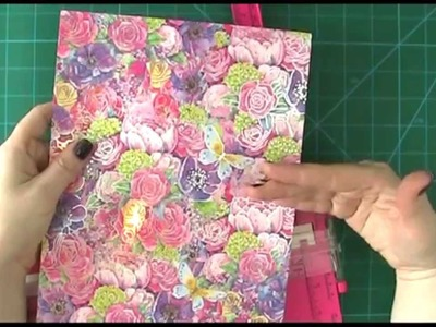 Hunkydory Simple Floral Card