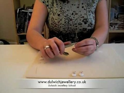 Jewellery Making Tutorial - Earrings
