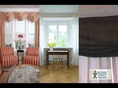 Make Your Decorating Problems Go Away - Drapes and Curtains - Factory Direct