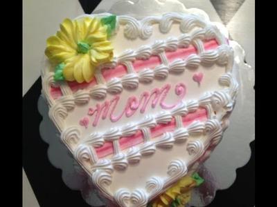 Mini Heart Cake Ideas Video 2 of 5