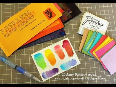Product Review - Peerless Watercolors