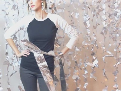 DIY - Shimmer Backdrop for Photography and Videography