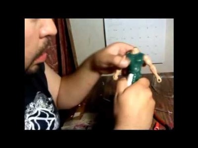 How To Make A Custom Action Figure by Victor Leyva (1.2)
