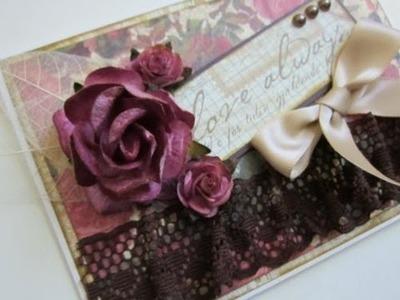 """""""Love Always"""" Card - Cardmaking Tutorial"""