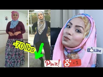 My Weightloss Story- HOW I LOST 70 LBS- lifestyle change & equipments used