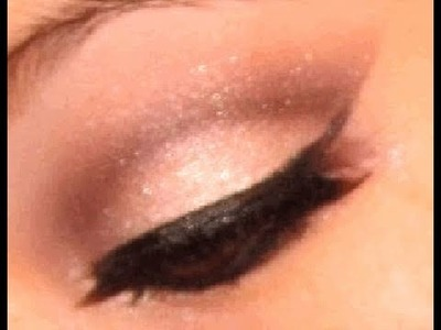 Neutral Cut Crease Tutorial (Good for Hooded eyes)