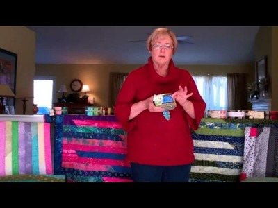1. Jelly Roll Race Quilt Introduction