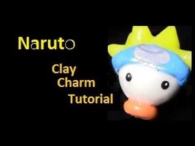 Clay Naruto Chibi Head- Tutorial