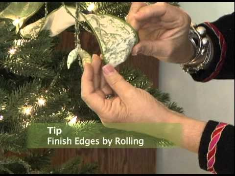 Decorate Your Christmas Tree with Ribbon-full version
