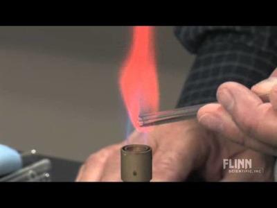 How to Cut, Fire Polish & Bend Glass Tubing - Flinn Scientific