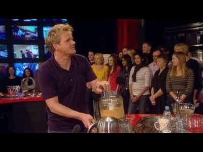 How to Make a Cheesecake Base - Gordon Ramsay