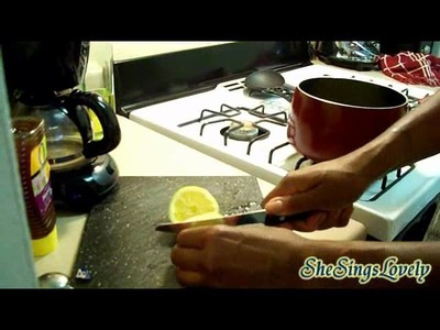 How to Make A Hot Toddy for a Cold
