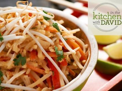 How to Make Easy Vegetarian Pad Thai