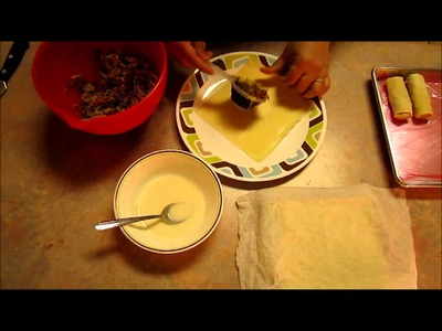 How to Make Egg Rolls