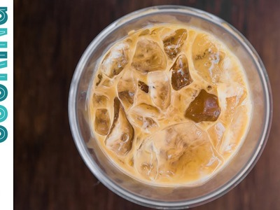 How to Make Iced Coffee - Cold Brewed Iced Coffee Recipe