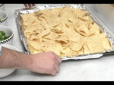 HOW TO MAKE NACHO SUPREME