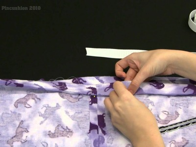 How To Sew In An Elastic Waistband