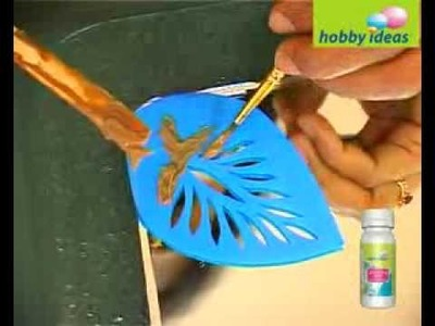 Learn how to make Glass Mirror