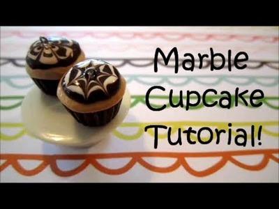 Marble Cupcake Tutorial!