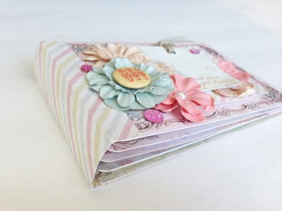 Prima Princess ATC Mini Album and Tutorial