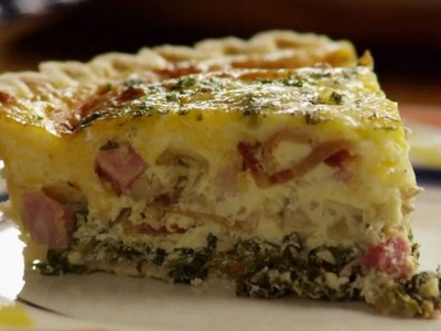 Quiche Recipe - How to Make Flavorful Quiche
