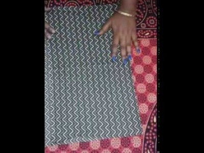 Sleeves - how to cut kameez