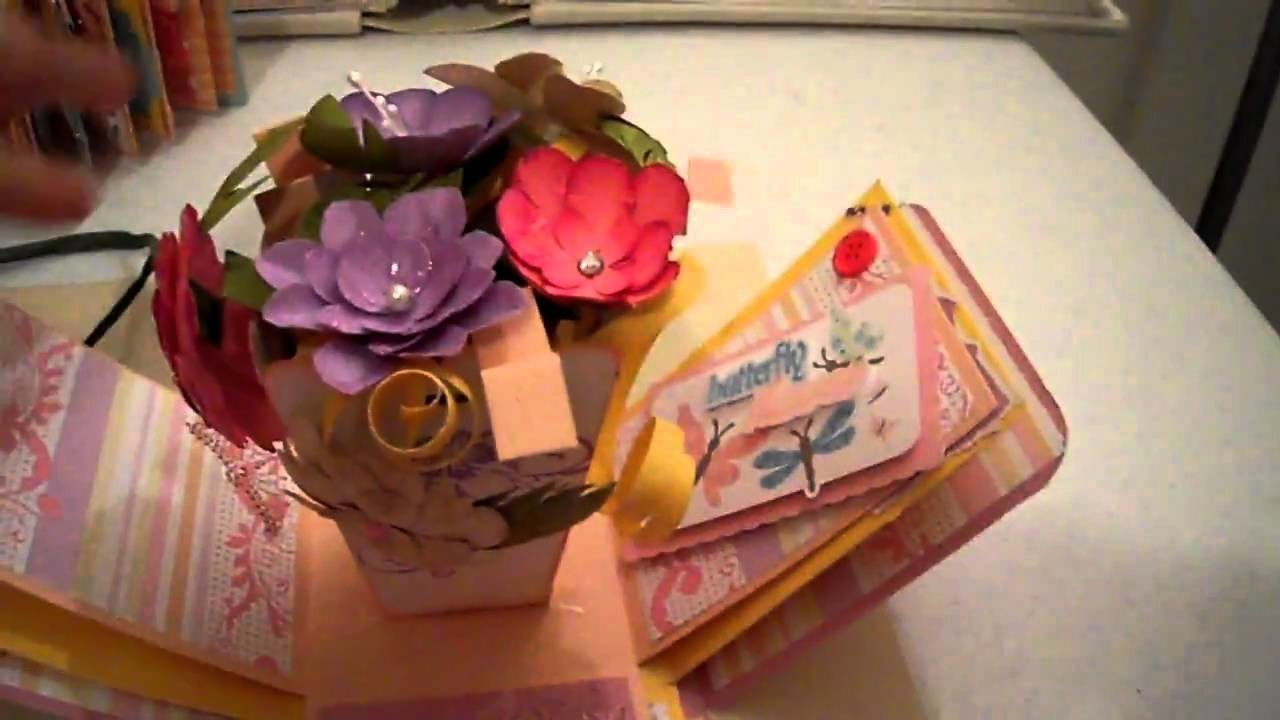 Spring Surprise Explosion Box