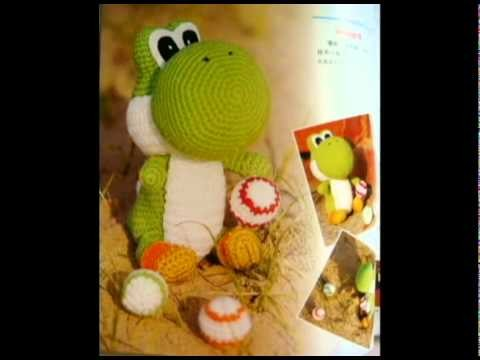 Amigurumi crochet book - WOOLEN ANIMAL FARM