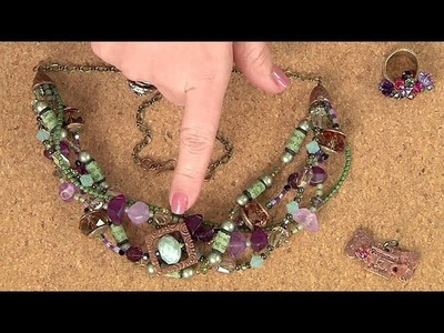 Beads, Baubles and Jewels: Metal Clay 101 with Kristal Wick