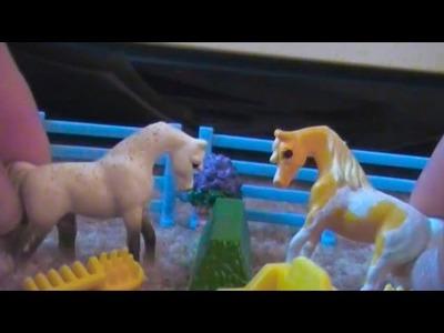 Breyer Horses ♥ Breakup Part 2 ♥ Arabian Series Mini Whinnies Video Movie Series Honeyhearts27