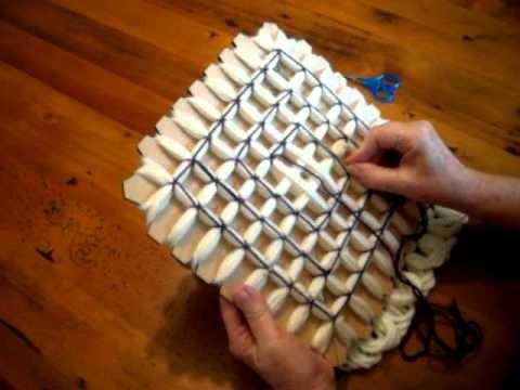 Butterfly Loom Magic Board Pattern 1