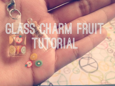 DIY Glass Charms | Fruit Canes Tutorial