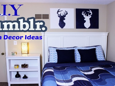 DIY Tumblr Inspired Room Decor Easy & Cheap Ideas