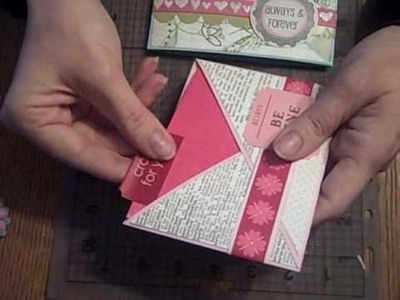 February Expressions and Pocket Card Tutorial