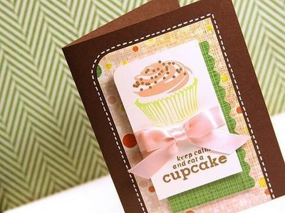 Finally Friday - Keep Calm and Eat a Cupcake